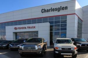 Charlesglen Toyota Scion